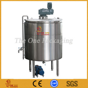 Stainless Steel Storage Mixing Mixer Tank for Paste Cream