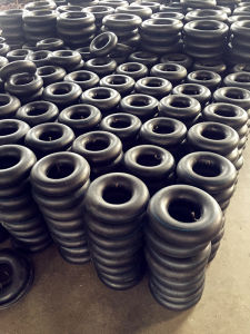 High Quality Natural Rubber Motorcycle Tire Inner Tube (4.00-8) pictures & photos