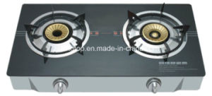 Galss Indian Gas Cooker 2-4 Burner