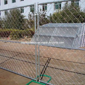 Portable Temporary Construction Fence Panels for American Market pictures & photos