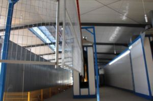 "Weld Mesh 2"" X 4"" X 8 Gauge Wire 6FT X 10FT Temporary Consrtruction Fence Panels pictures & photos"