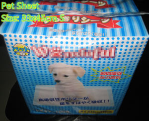 Super Absorbent Pet Training Pads for Dogs pictures & photos