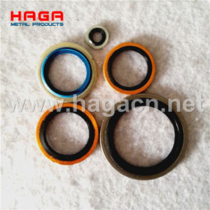 Metric Bsp Self Centering Rubber Metal Hydraulic Bonded Seals pictures & photos