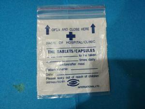 Factory Hotsale Medicine Envelope/Drug Envelope/Medicine Bag/Drug Bag pictures & photos
