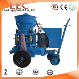 Lz-3er Variable Output Shotcrete Concrete and Refractory Spray Gunning Machine pictures & photos