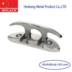 Stainless Steel Investment Casting Boat Fairless Folding Cleat pictures & photos