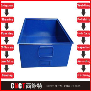 Satisfactory Service and Product Metal Tanks pictures & photos
