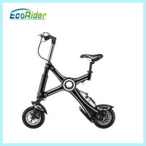 "10"" 36V 250W Chainless Mini Folding Electric Bike with LCD Display pictures & photos"