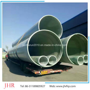 Industry GRP Pipe Sea Water Treatment Supply Pipe pictures & photos