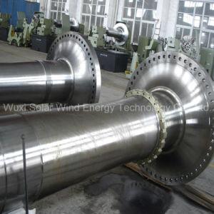 3MW Wind Turbine Forged Main Shaft CNC Machining