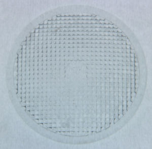 Thermal Shock Resistant Borosilicate Glass Fresnel Lens for Lighting pictures & photos