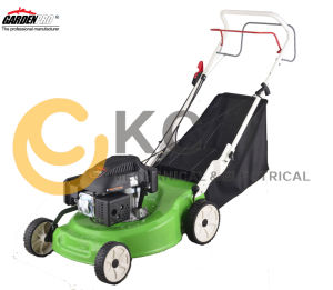Gasoline Lawn Mower Lawnmower Walking Behind (KCL20S-DIY) pictures & photos