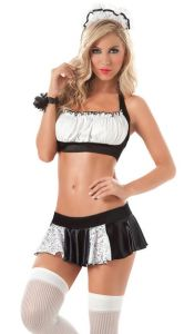 Sexy Maid Costume (Y8171)