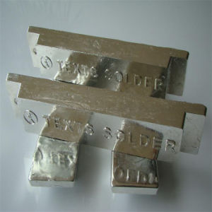 China Best Price Sn99.99% Sn99.95% Sn99.90% Tin Ingot pictures & photos