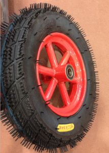 Top Quality Wheel Barrow Wheel pictures & photos