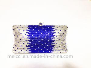 Blue Color Women Clutch Bag, Fashion Eveningbag pictures & photos