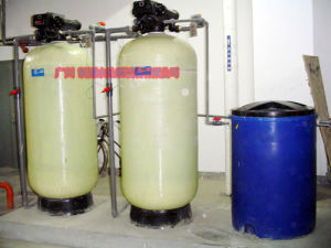 Industrial Water Softener Systems 6000lph pictures & photos