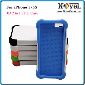 3D Sublimation Phone Case for iPhone5