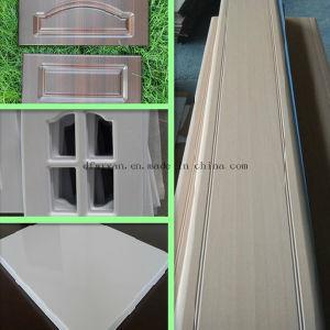 Big Size PVC Kitchen Cabinet Door pictures & photos