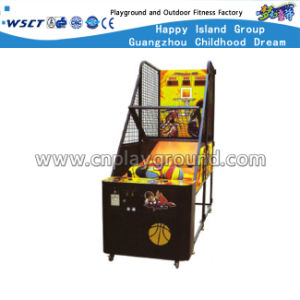 Amusement Park Coin Game Pitching Machine for Sale (HD-11601) pictures & photos
