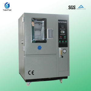 Meet IEC60529 Standard Enclosure Protection Class Sand Dust Test Chamber pictures & photos