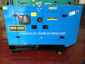 50 kVA Isuzu Technology Super Silent Generator