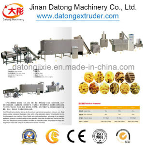 Snacks Food Extruder Machinery pictures & photos