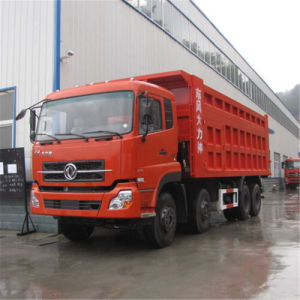 8X4 Dongfeng Heavy Duty Dumper 12-Wheel Dump Truck pictures & photos