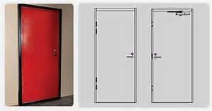 Steel Fire Door with American Standard UL 3.0 Hours pictures & photos