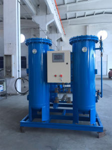 Psa Oxygen Making and Cylinder Filling System pictures & photos