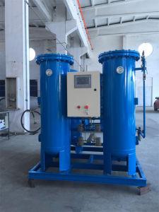 Psa Oxygen Making and Cylinder Filling System