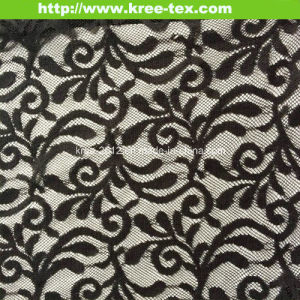 Cotton Nylon Thin Soft Lace Fabric Garment Cotton Lace From China