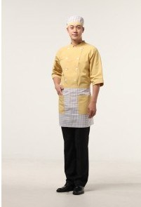 Hotel White Soft Chef Uniform in High Quality (LL-C08) pictures & photos