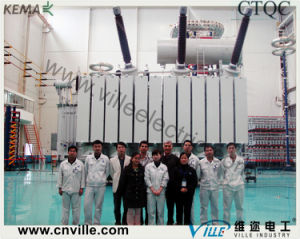 220kv Double Winding off Circuit Tap Changer Power Transformer pictures & photos