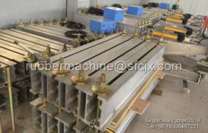 CE Rubber Conveyor Belt Reparing&Jointing Hot Vulcanizing Press Machine pictures & photos