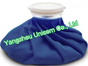 Medical Sport Home Fabric Reusable Hot Cold Treatment Ice Bag pictures & photos