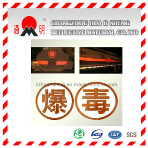 Reflective Traffic Sign for Toxin and Exploder pictures & photos