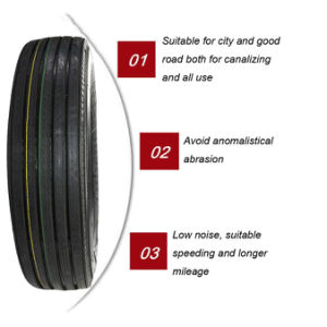Cheap New TBR Tire Radial Truck Tire with Label & Smartway pictures & photos