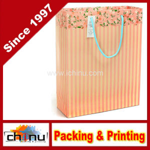 Art Paper / White Paper 4 Color Printed Bag (2261) pictures & photos