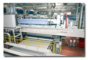 3.2m SMS New Technology PP Spunbond Nonwoven Fabric Making Machine pictures & photos