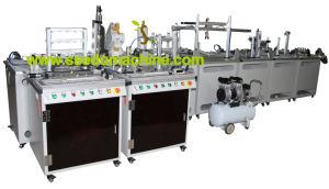Technical Teaching Educational Equipment Modular Product System Mechatronics Training Lab pictures & photos