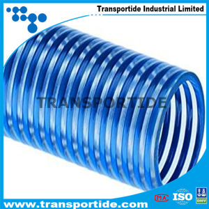 Flexible Fiber Braided Reinforced Irrigation Hose/PVC Garden Hose pictures & photos