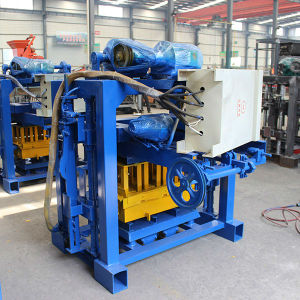 Best Selling Qt40-2 Youtube Concrete Block Making Machine pictures & photos