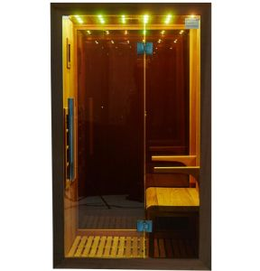 Monalisa Luxury Design Mini Light Therapy Sauna Cabinet (I-010) pictures & photos