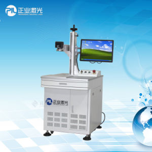 20W Fiber Laser Marking Machine with Ipg Laser Source pictures & photos