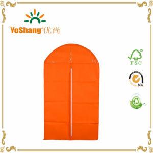 40 * 24 Inch Colorful Non-Woven Fabrics Zipper Suit Cover Garment Bag Clothes Bags pictures & photos