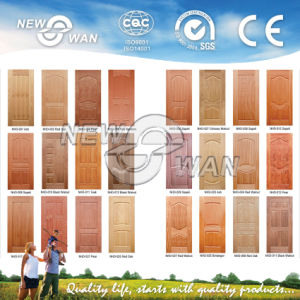 Veneer HDF Molded Door Skin (NDS-VD1001) pictures & photos