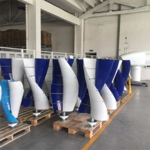 200W Vertical Axis Wind Turbine Price pictures & photos