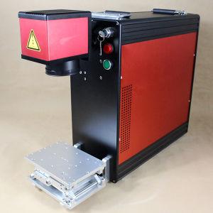 Portable Metal Laser Marking Machine LFP10 pictures & photos