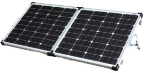 12V Folding Solar Panel 140W for Camping in Australia pictures & photos
